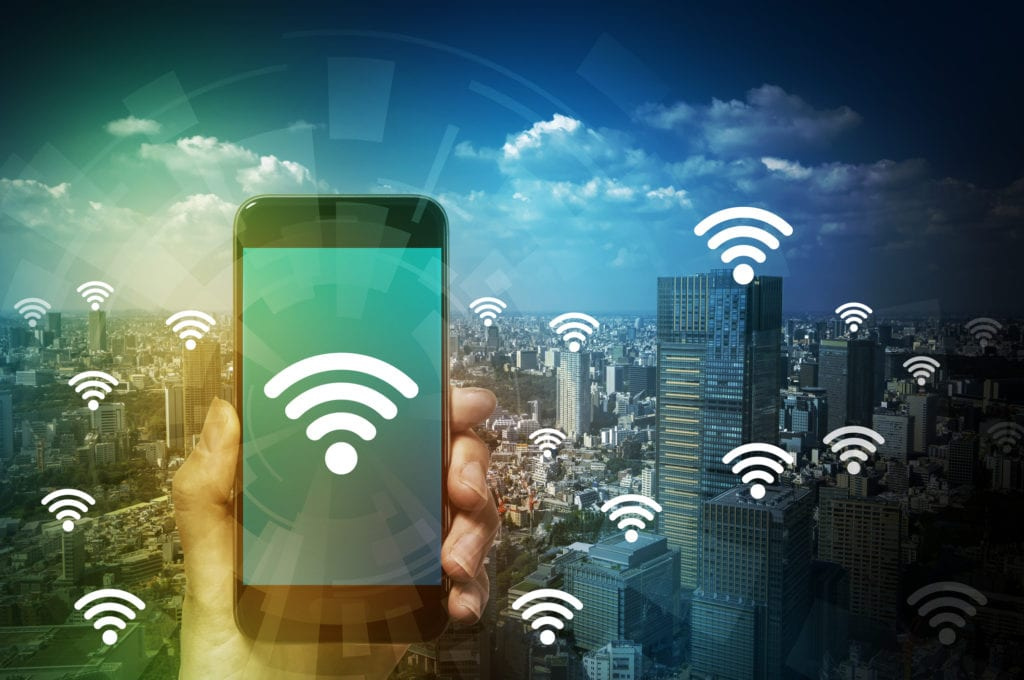 smart phone and wireless communication